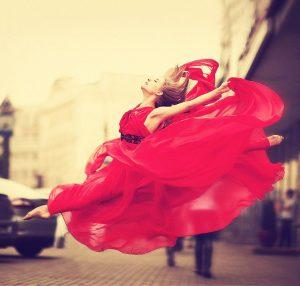 Танцевально-экспрессивный тренинг